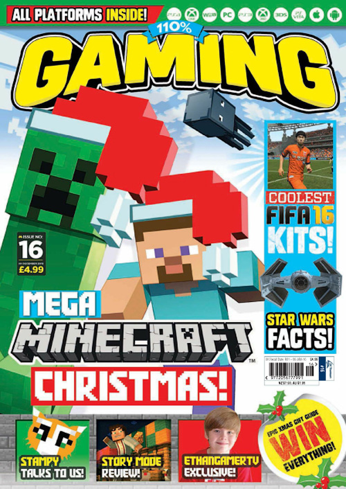 110% Gaming - Issue 16, 2015