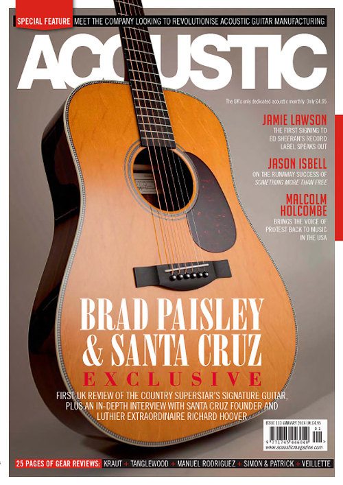 Acoustic - January 2016