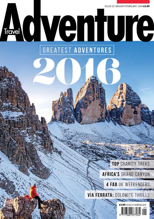 Adventure Travel - January/February 2016 » Free PDF Magazines for ...