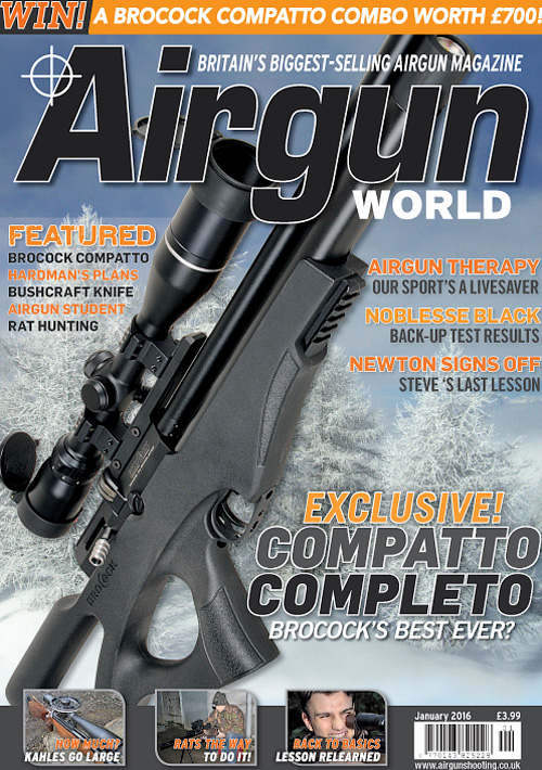 Airgun World - January 2016