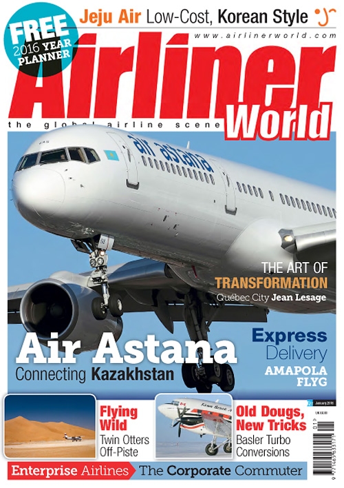 Airliner World - January 2016