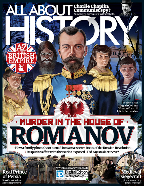 All About History - Issue 33, 2015