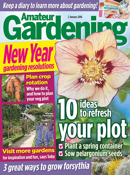Amateur Gardening - 2 January 2016