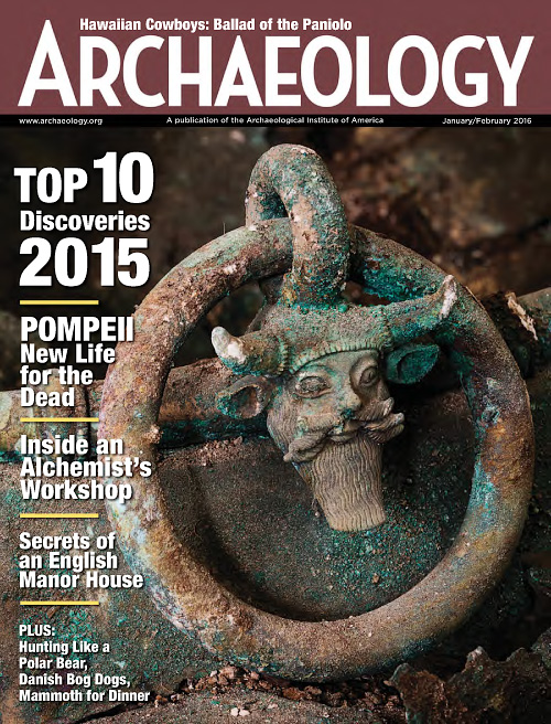 Archaeology - January/February 2016