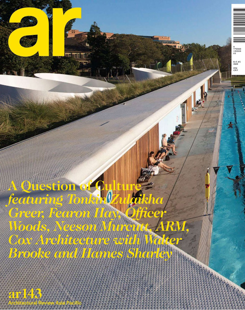 Architectural Review - December 2015/March 2016