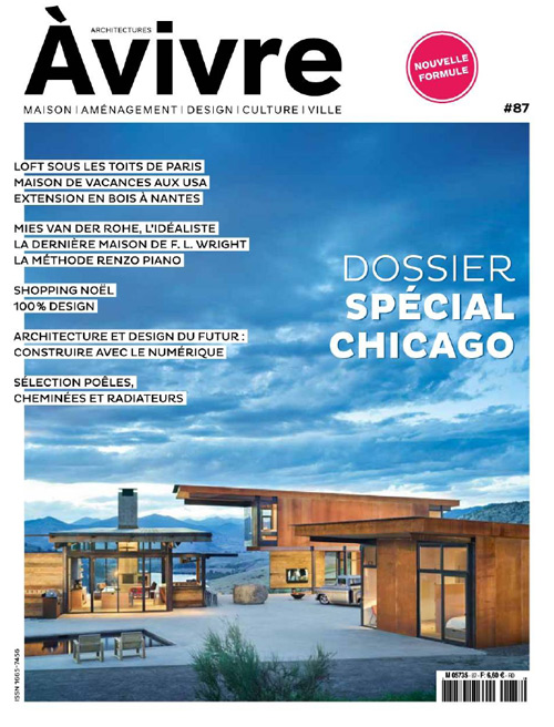 Architectures vivre janvier 2016 free pdf magazines for ipad iphone a - Architectures a vivre ...