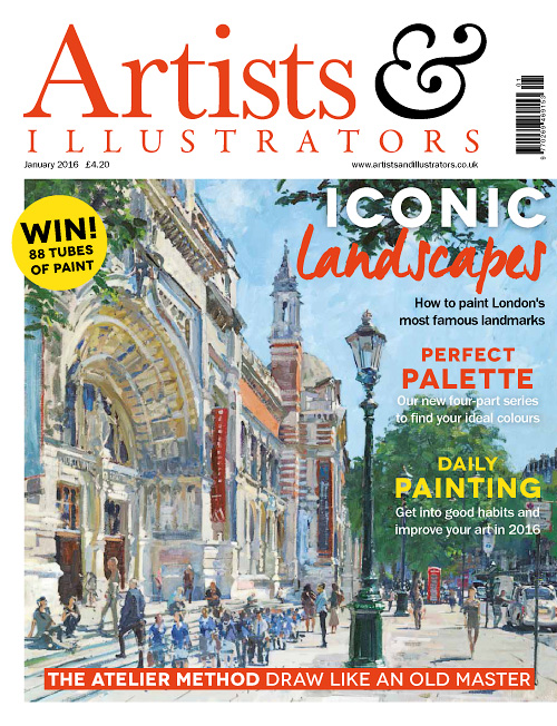 Artists & Illustrators - January 2016