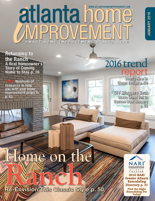 Atlanta Home Improvement - January 2016