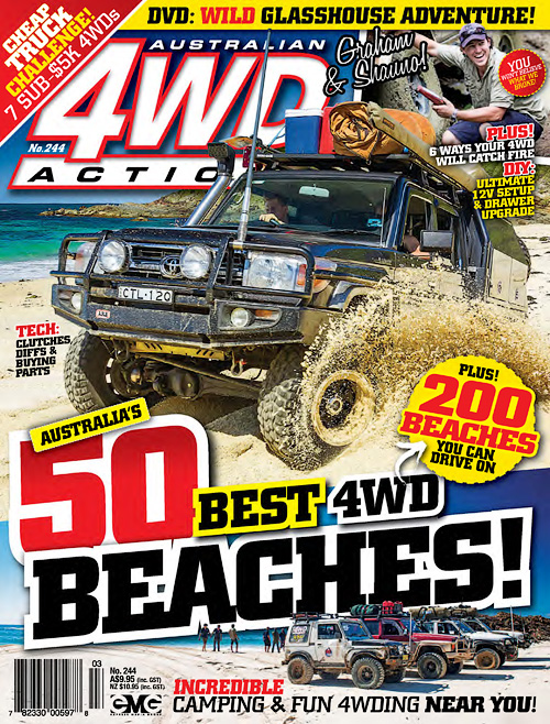 Australian 4WD Action - Issue 244, 2016