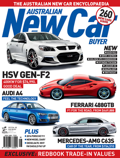 Australian New Car Buyer - Issue 46, 2015