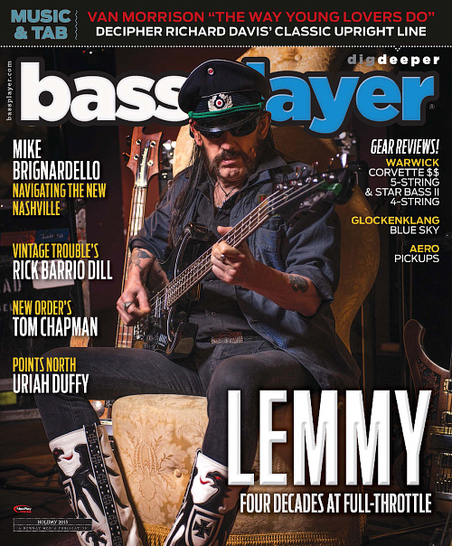 Bass Player - Holiday 2015
