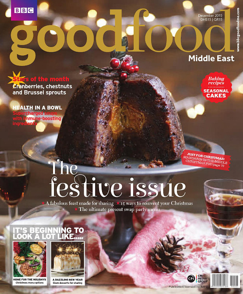 BBC Good Food Middle East - December 2015