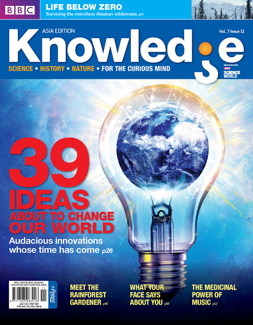 BBC Knowledge Asia Edition - December 2015