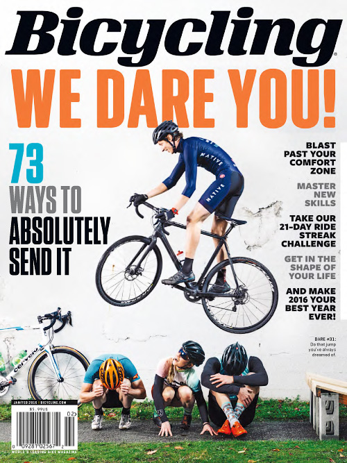 Bicycling USA - January/February 2016
