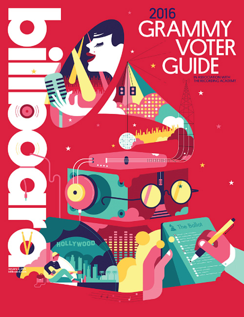 Billboard - 2 January 2016