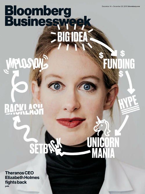 Bloomberg Businessweek - 14 December 2015