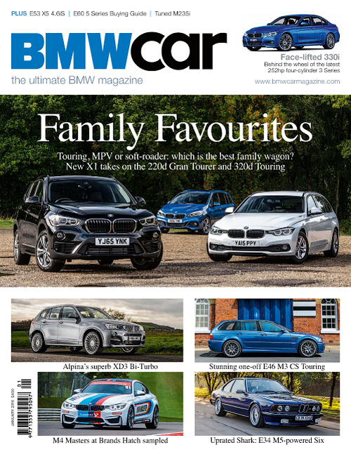 BMW Car - January 2016