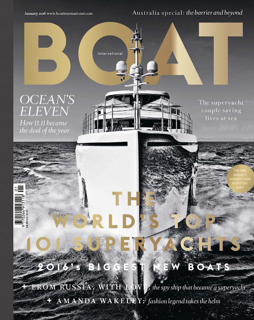 Boat International - January 2016