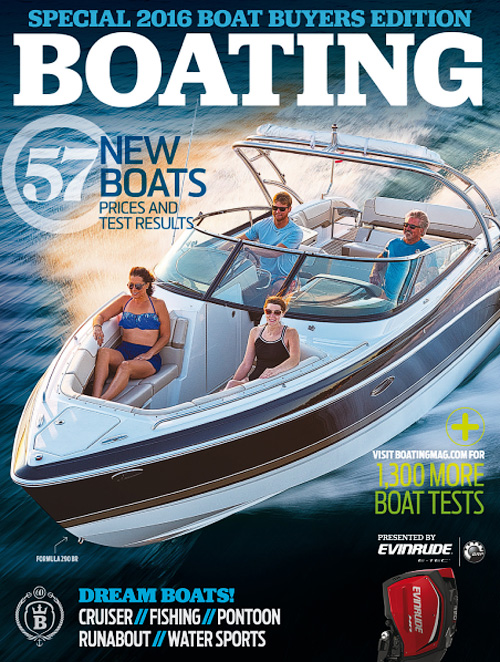 Boating - Boating Buyers Guide 2016