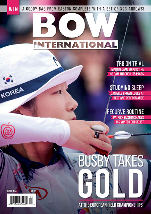 Bow International - Issue 104, 2015
