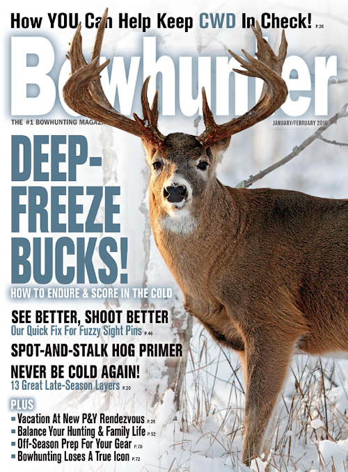 Bowhunter - January/February 2016