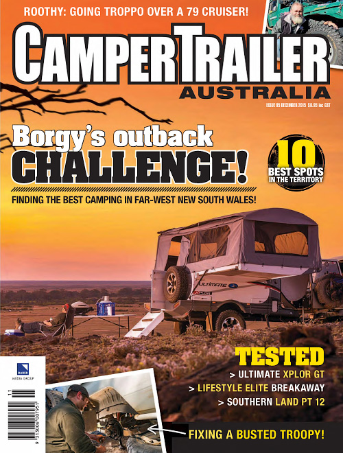 Camper Trailer Australia - Issue 95, 2015