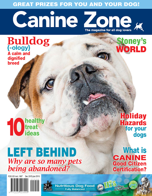 Canine Zone - January 2016