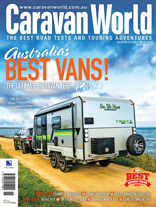 Caravan World - Issue 545, 2016