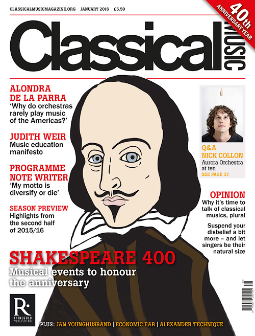 Classical Music - January 2016