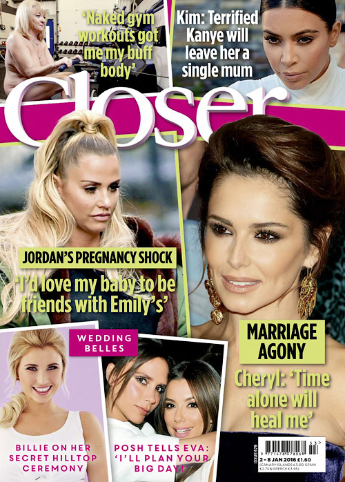 Closer UK - 2 January 2016