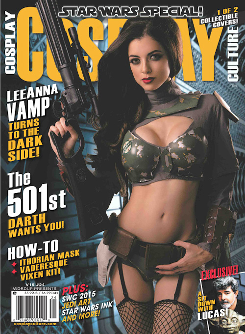 Cosplay Culture - Issue 24