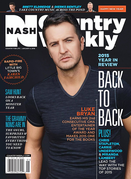 Country Weekly - 4 January 2016