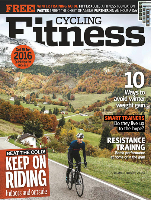 Cycling Fitness - December 2015/February 2016
