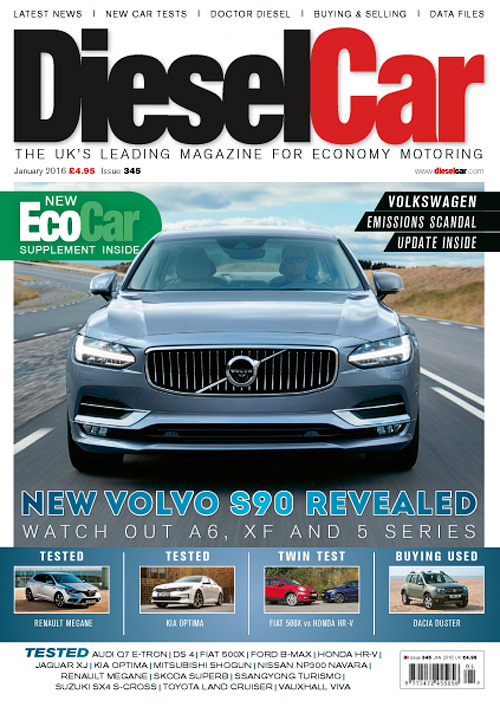 Diesel Car - January 2016