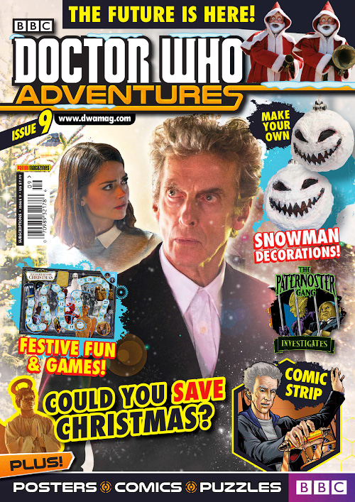 Doctor Who Adventures - Issue 9, 2015