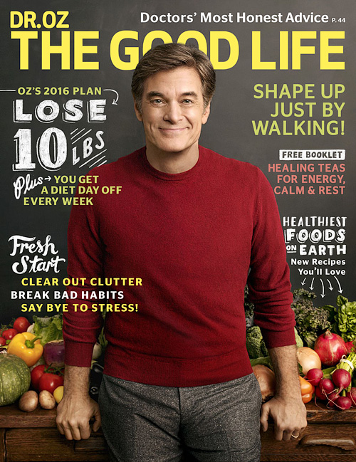 Dr. Oz Good Life - January/Februray 2016