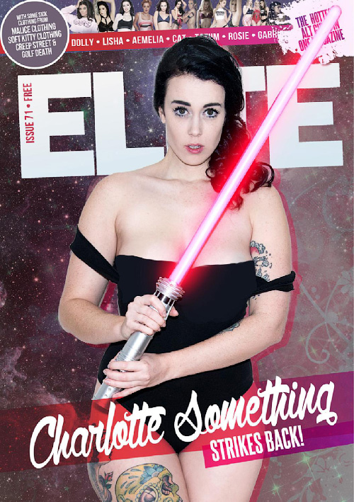 Elite - Issue 71, 2015