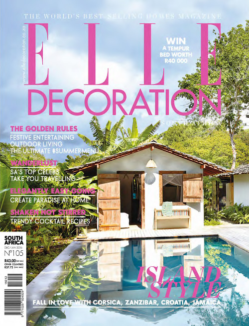 Elle decor india january 2016 free pdf magazines for for Home decorations for january