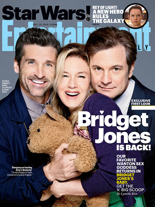 Entertainment Weekly - 31 December 2015
