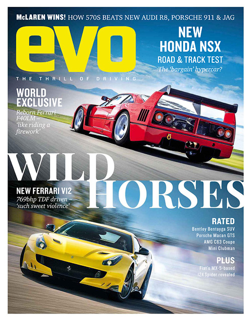 Evo UK - January 2016