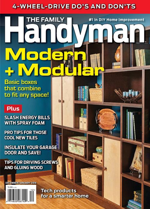 The Family Handyman February 2016 Free Pdf Magazines