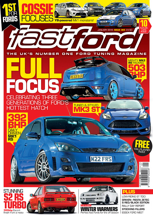 Fast Ford - January 2016