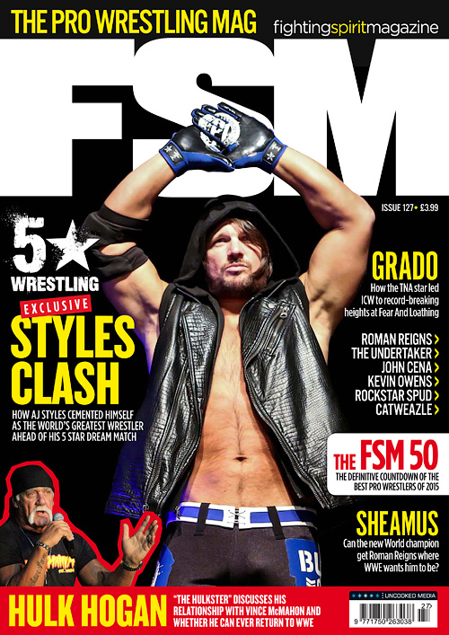 Fighting Spirit Magazine - Issue 127, 2015
