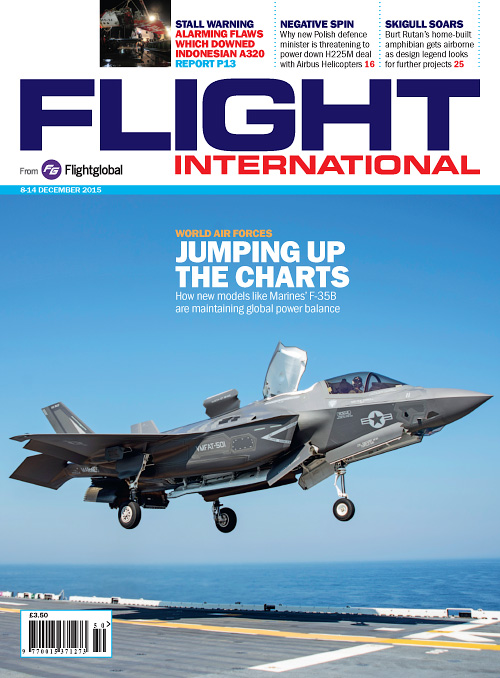 Flight International - 8-14 December 2015