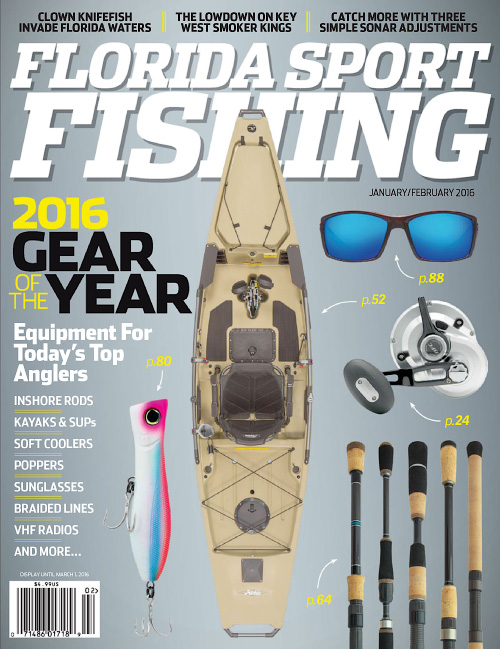 Florida Sport Fishing - January/February 2016