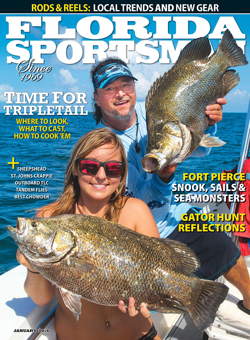 Florida Sportsman - January 2016