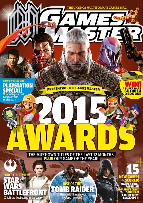 Gamesmaster - Christmas 2015