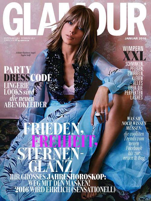 glamour france janvier 2016 free pdf magazines for ipad iphone android and other devices. Black Bedroom Furniture Sets. Home Design Ideas