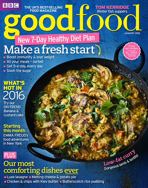 Good Food UK - January 2016