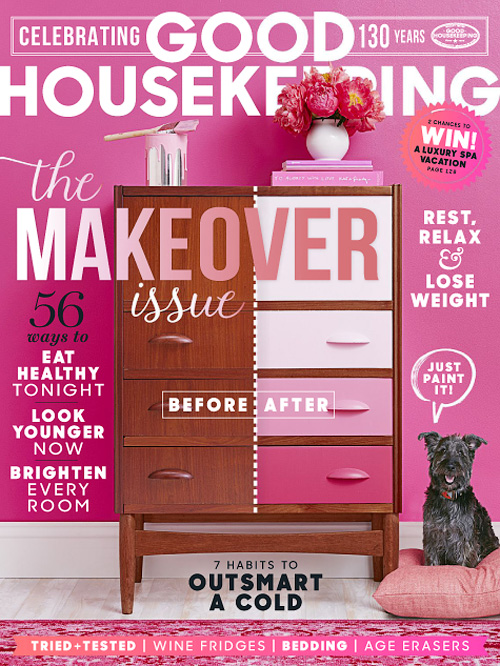 Good Housekeeping USA - January 2016